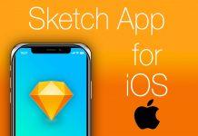 Sketch App iOS Source
