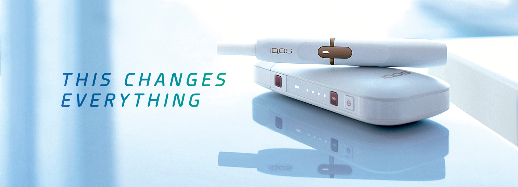 iQOS and HEETS | Mobile Design